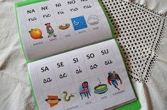 How To Produce Elementary School Much More Enjoyment Elenarte: Silabario Para Descargar Ms Spanish Activities, Teaching Spanish, Preschool Activities, Ludo, Dora, Bilingual Education, Montessori Education, Learn A New Language, Spanish Lessons