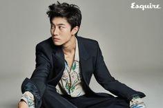 Kwak Dong Yeon Poses for Esquire Magazine | Koogle TV