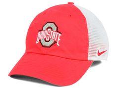 Nike Ohio State Buckeyes Trucker Cap Men - Sports Fan Shop By Lids - Macy s 48894796c6d6