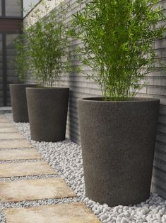 Natural lava stone vases.The high level of resistance to wear, water and weather conditions, makes lava stone ideal for outdoor furnitures.
