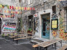 4 bijzondere Berlijnse creatieve plekken en projecten « EYEspired