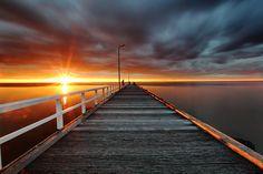 Seaford pier