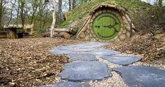 Hobbitwoning, de enige échte van Nederland!