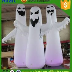 Halloween Inflatable ghost (1)
