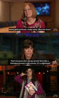 The Real Housewives of Late Night