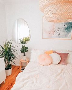 Off for another trip today! Miss this bed every time I leave Off for another trip today! Miss this bed every time I leave Bohemian Bedroom Design, Boho Chic Bedroom, Modern Bedroom Design, Dream Bedroom, Bedroom Decor, Bedroom Designs, Bedroom Plants, Bedroom Bed, Bed Design