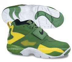 Nike Air Diamond Turf Oregon Ducks