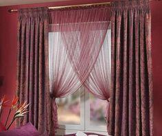 Tac-perde-modelleri10 Drapes Curtains, Drapery, Window Coverings, Window Treatments, Curtain Styles, Curtain Ideas, Stores, Recherche Google, Blinds