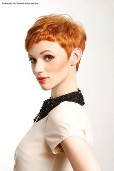Lust auf Farbe? 10 wunderschöne Kurzhaarfrisuren in verschiedenen Farben! - Neue Frisur
