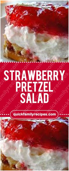 Ingredients: Crust 1 cup Fiber One cereal (Substituted for the pretzels) 3 tablespoons Splenda sugar substitute cup water salt, to taste Cream cheese layer 8 ounces fat free cream cheese, softened 1 cup Splenda sugar substitute Quick Family Meals, Family Recipes, Jello Pudding Desserts, Salad Recipes, Diet Recipes, Lemon Blueberry Loaf, Splenda Sugar, Strawberry Pretzel Salad, Best Sweets
