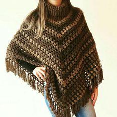 Crochet Wool, Crochet Shawl, Crochet Baby, Crochet Doily Patterns, Crochet Designs, Crewel Embroidery Kits, Quick Knits, Crochet Collar, Crochet Fashion