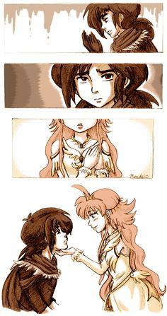 Princess Tutu - Raven!Fakir AU - It Is You by amako-chan on DeviantArt