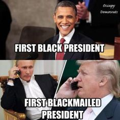 The best memes about the Russian hacking scandal, Trump's Cabinet of deplorables, and more.: First Blackmailed President
