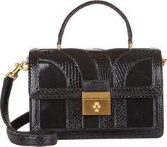Dolce & Gabbana Patchwork Rosalia Shoulder Bag