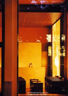 Jean Nouvel, Hotel Lucerne