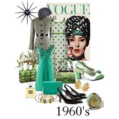 """""""1960's"""" by ollie-and-me on Polyvore"""