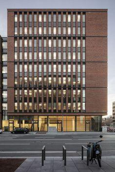Gallery of New Headquarter Extension for Gebr / gmp Architekten - 4