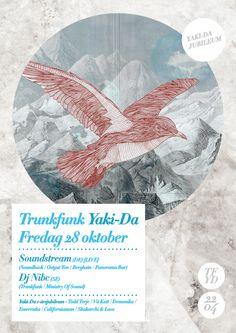 2011.10.28: Soundstream + Todd Terje + Dj Nibc