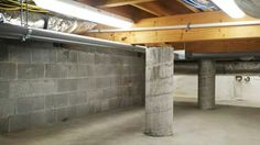 1000 images about conditioned crawl space on a slab on for Concrete slab vs crawl space