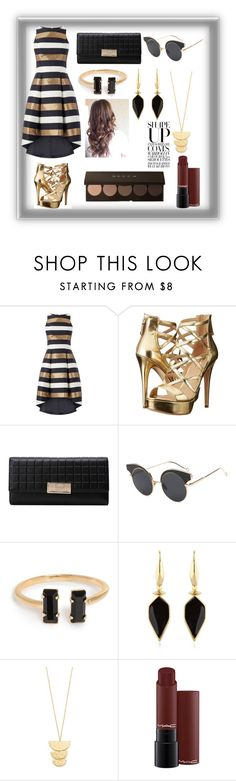 """""""Untitled #9"""" by tea-love ❤ liked on Polyvore featuring GUESS, Isabel Marant and Gorjana"""