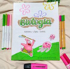 Bullet Journal Cover Ideas, Bullet Journal Banner, Bullet Journal Notes, Bullet Journal Aesthetic, Bullet Journal Writing, Bullet Journal School, Book Journal, School Organization Notes, School Notes
