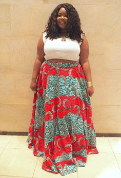 Chantè Burkett of Everything Curvy and Chic | 29 Of The Hottest Looks From Full Figured Fashion Week