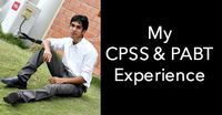 CPSS Test IAF and PABT Experience of Ajay Sureka.