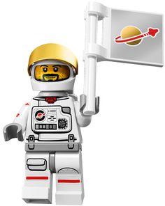 71011-2: Astronaut | Brickset: LEGO set guide and database