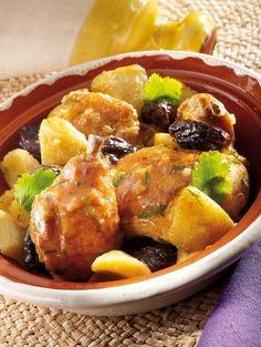 750 grammes vous propose cette recette de cuisine : Tajine de poulet aux pruneaux et fonds dartichauts. Recette notée 3.5/5 par 17 votants
