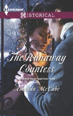 """Runaway Countess"" is available now!  I get so excited when the books take their first steps into the world alone :)"