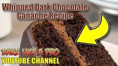 Whipped Dark Chocolate Ganache Recipe