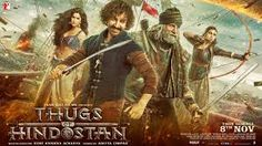 Yash Raj Films today unveiled the first poster of Thug of Hindostan. The poster features Aamir Khan, Amitabh Bachchan, Fatima Sana Shaikh and Katrina Kaif. The makers also announced that the trailer will be released on September the poster. Free Movie Downloads, Hd Movies Download, Download Video, Streaming Vf, Streaming Movies, 2018 Movies, Movies Online, Yash Raj Films, Adventure Film