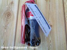 Tres Tulipanes Rojos: Primer día de cole: Regalitos para los maestros