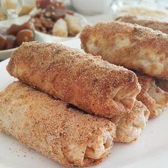hindistan cevizli börek