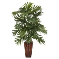 Found it at Wayfair - Areca Palm Silk Plant I