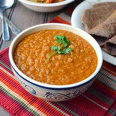 Mesir Wat (Ethiopian Lentil Stew) by Cook's Hideout