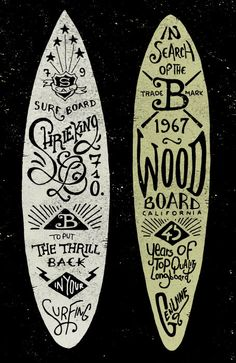 How I love Old School,Graphic & hand-lettering boards by BMD Design , via Behance