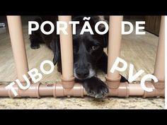 PVC PASSO A PASSO: COMO FAZER PORTÃO, CERCA OU GRADE DE TUBO DE PVC