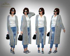 Sherazade Sims: fashion chameleon