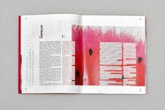 REDO 01 - Magazine on Editorial Design Served