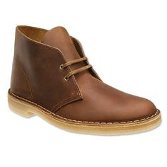 Casual brown dress shoe - Clark's Desert Shoe ~$80
