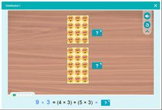 Operations and Algebraic Thinking - Expressions  for grade 3