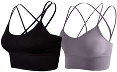 LIANSHP is a professional manufacturer which is carefully researching ,developing and manufacturing sport gym product. The company's 'Lianshp' brand: Women's Sports Bra ,Gym Equipment ,Yoga Product and other sport sets, the products sell well all over the world. Yoga Running Fitness Read more Sexy Back Cross Strappy Double back crisscross strappy bra with elasticized band show your beautiful b... #fitnessclothing