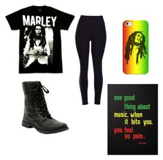 """""""Bob Marley"""" by snoopy0013 ❤ liked on Polyvore featuring Casetify, women's clothing, women, female, woman, misses and juniors"""