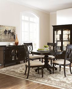 Crestwood Dining Room Furniture Collection - Dining Room Furniture ...