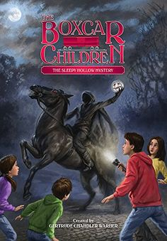 The Sleepy Hollow Mystery (The Boxcar Children Mysteries) by Gertrude Chandler Warner http://www.amazon.com/dp/0807528447/ref=cm_sw_r_pi_dp_e7rWvb0D9JTQX