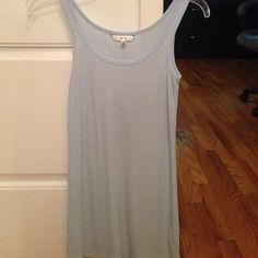 Cabi Tank Top. Size XS. Perfect condition. Cabi Tank Top. Size XS. Perfect condition. Pale/light blue. CAbi Tops Tank Tops