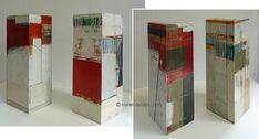 pilones - KAREN JACOBS pinturas contemporáneas y abstractas