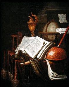Collier, Edward (ca 1640-1707) - Vanitatum et Omnia Vanitas, 1689, Private Collection