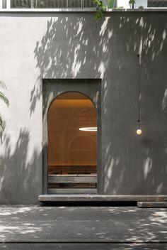 Window Design, Door Design, Lotus Design, Garden Doors, Shop Front Design, Facade Design, Shop Interiors, Cafe Interior, Light Colors